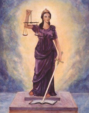 Goddess of Justice