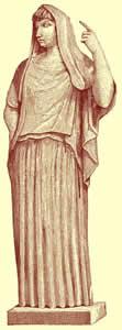 Statue of Vesta