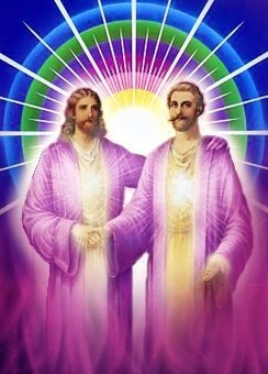 Ascended Masters Jesus and Saint Germain
