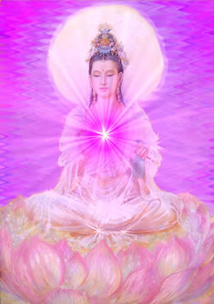 Beloved Quan Yin