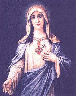 Mary's Immaculate Heart
